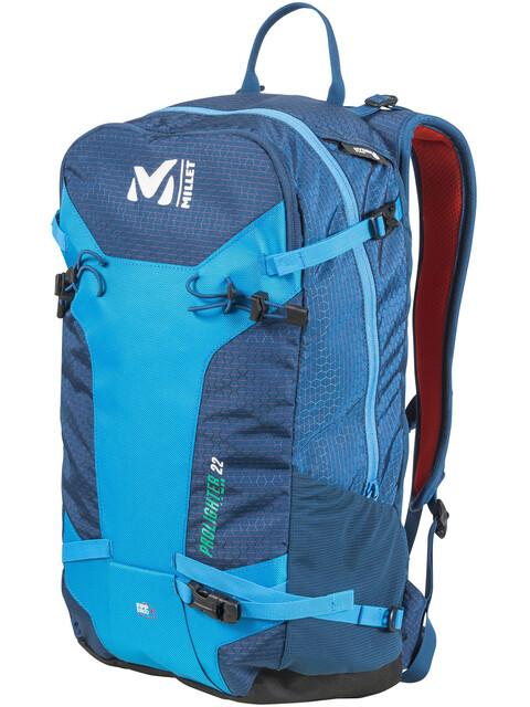Millet Prolighter 22 Backpack electric blue/poseidon